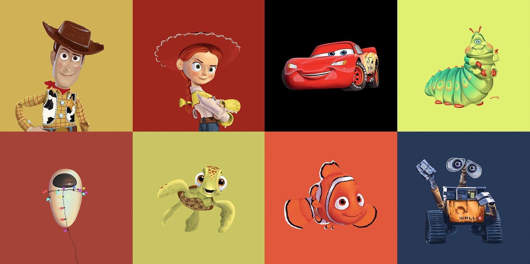 Pixar Series